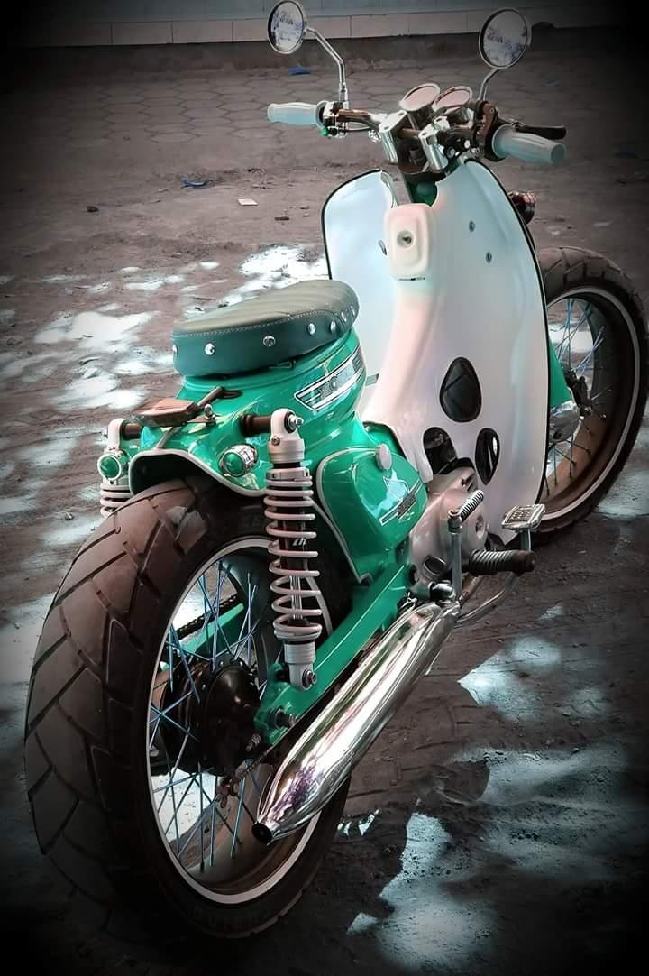 Jual motor honda street cub for Taggart motors corpus christi