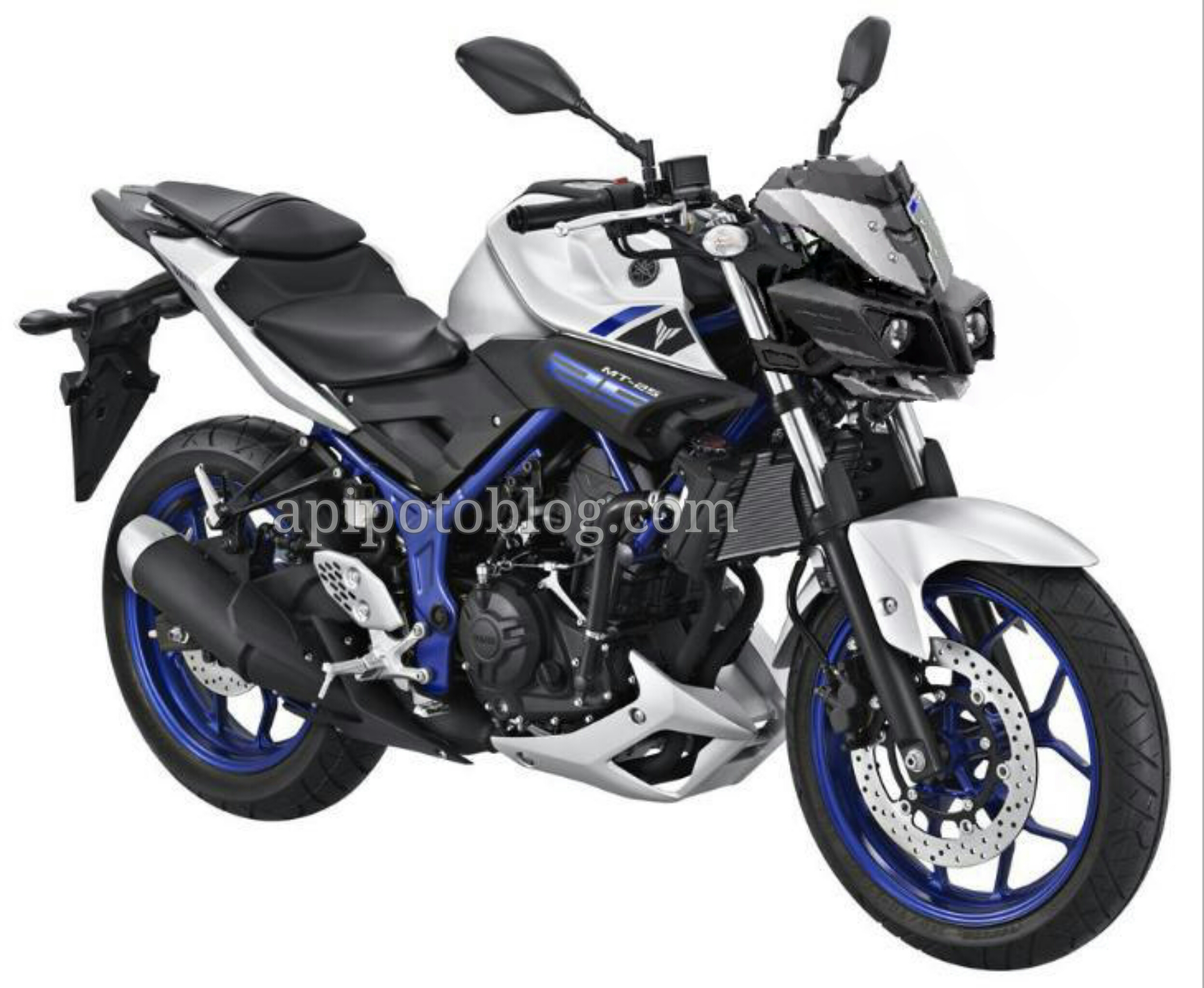 gambaran modifikasi yamaha mt 25 headlamp mt 10 mantap nih. Black Bedroom Furniture Sets. Home Design Ideas