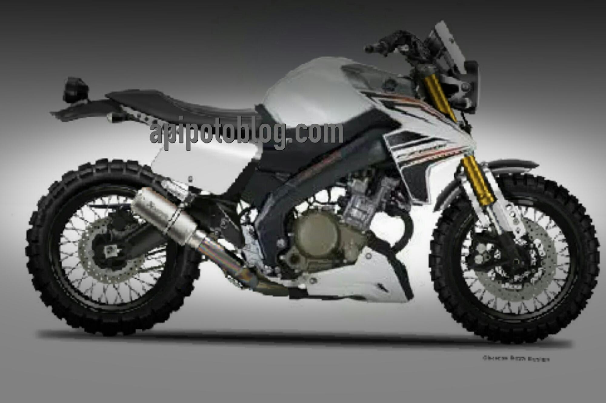 90 Modifikasi Motor Vixion Klasik Terupdate Spions Motor