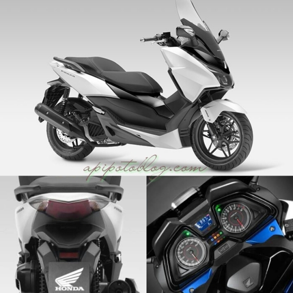 Honda forza 150