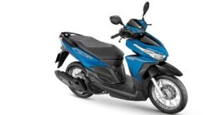 Honda vario biru