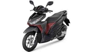 Honda vario hitam maroon