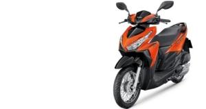 Honda vario orange