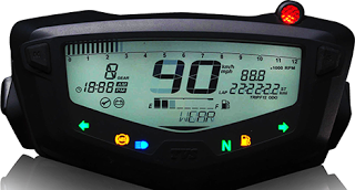 Spidometer TVS RTR 200 4V