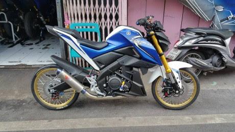 Yamaha xabre alay