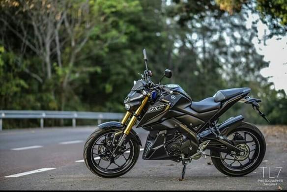 Yamaha xabre foto1