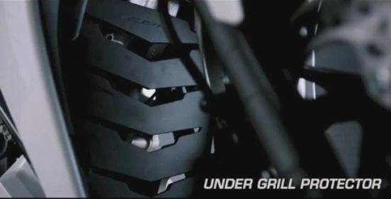 Radiator under gril Protector Rp. 80 ribu
