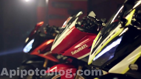 modif all new CBR150R