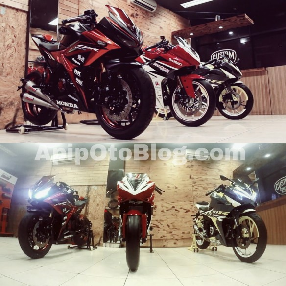Modifikasi CBR150