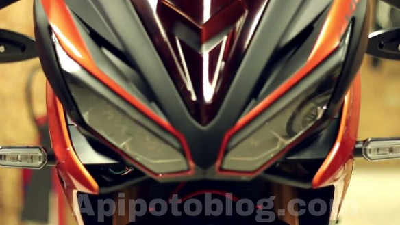 Modifikasi headlamp CBR150