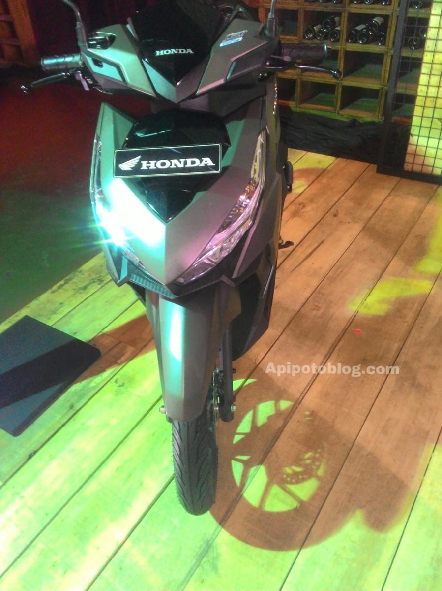 Honda vario 150 Ganti Warna , Makin Elegan..!
