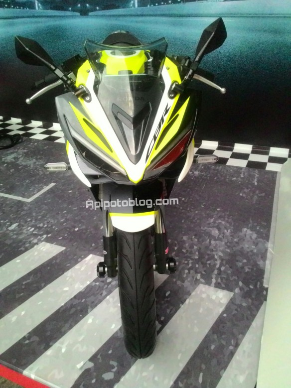 All New Cbr150 r modif