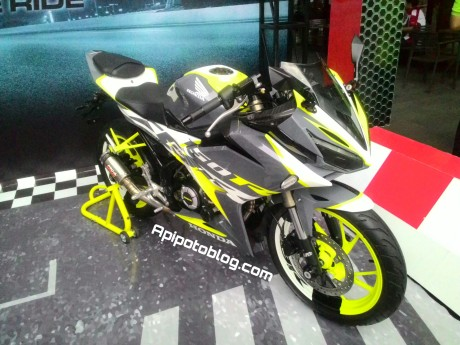 all new CBR150R modifikasi