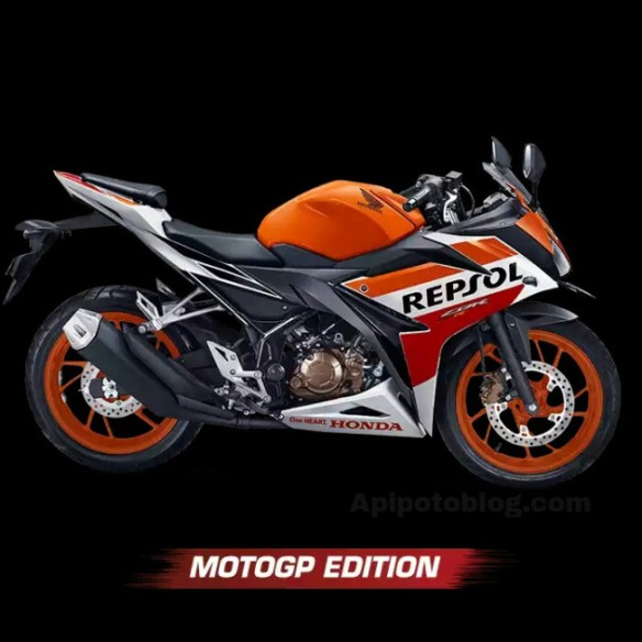 All New Honda CBR150R 2016 warna Repsol edition