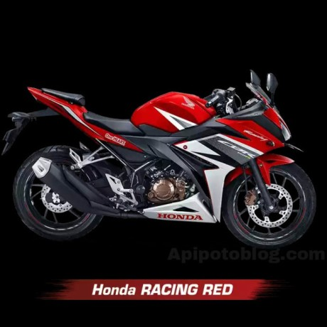 All New Honda CBR150R 2016Racing Red