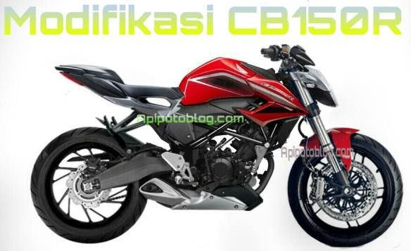 cb 150 modif