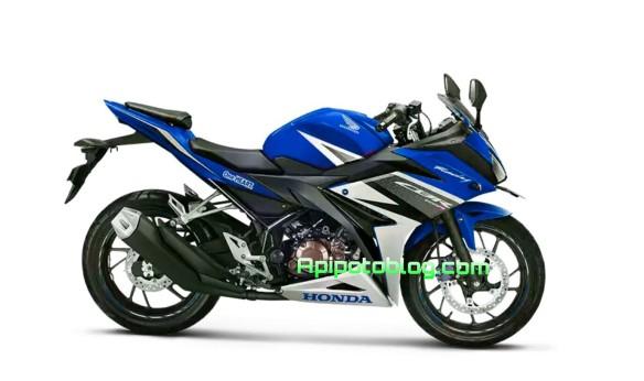 CBR150R blue dark