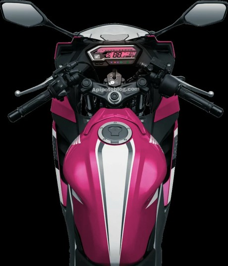 CBR150R warna pink