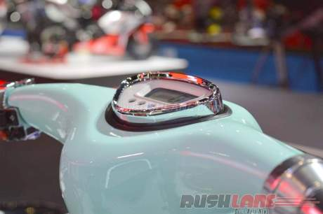 Honda BB Cub at 2016 Bangkok Motor Show
