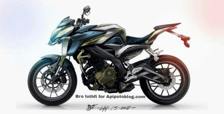 Kawasaki P200NS Next Gen2
