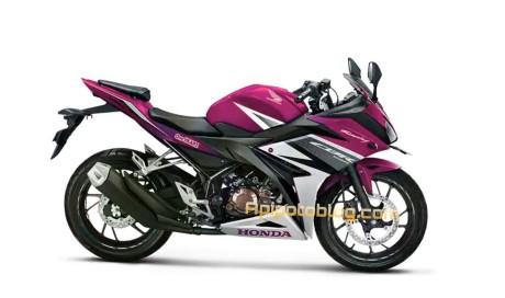 Warna Pink CBR150R