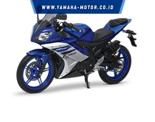 WarnaYZF R15 Racing Blue
