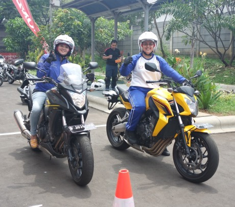 Safety riding Wahana Makmur Sejati 03