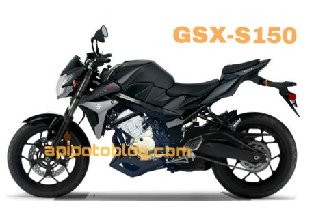 motor 150cc suzuki