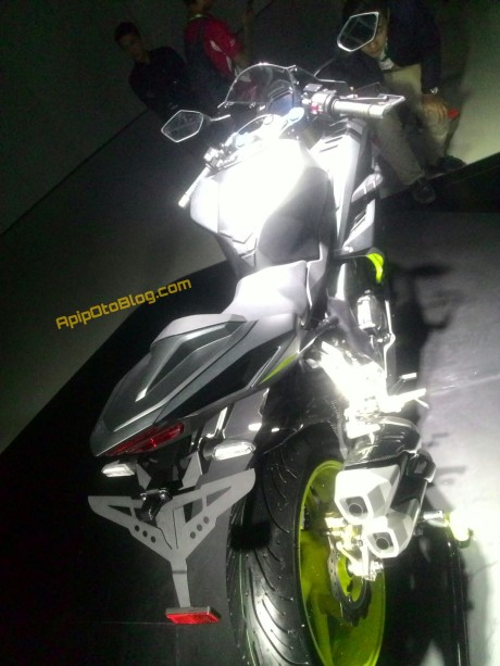 all new cbr250rr Mate Gunpowder .