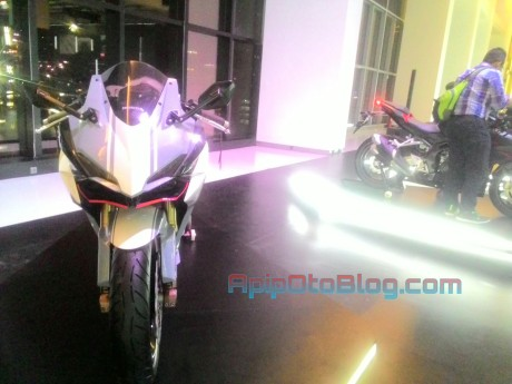 foto modifikasi Cbr250rr