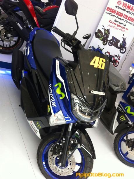 nmax livery moto gp
