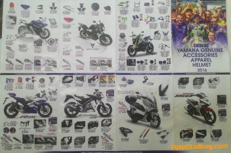 part catalog motor yamaha