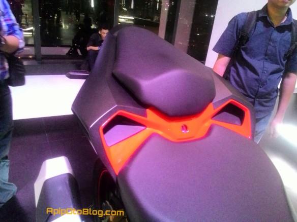 seat cowl cbr250rr