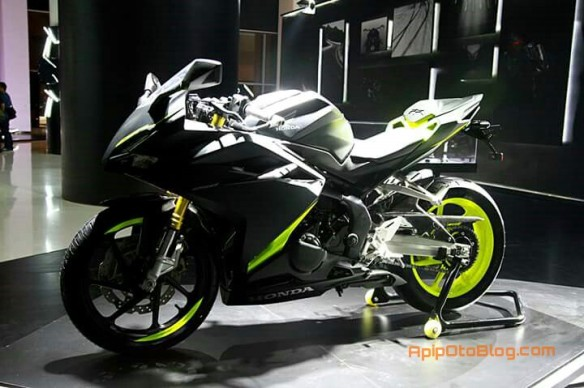 waran cbr250rr Anchor Grey