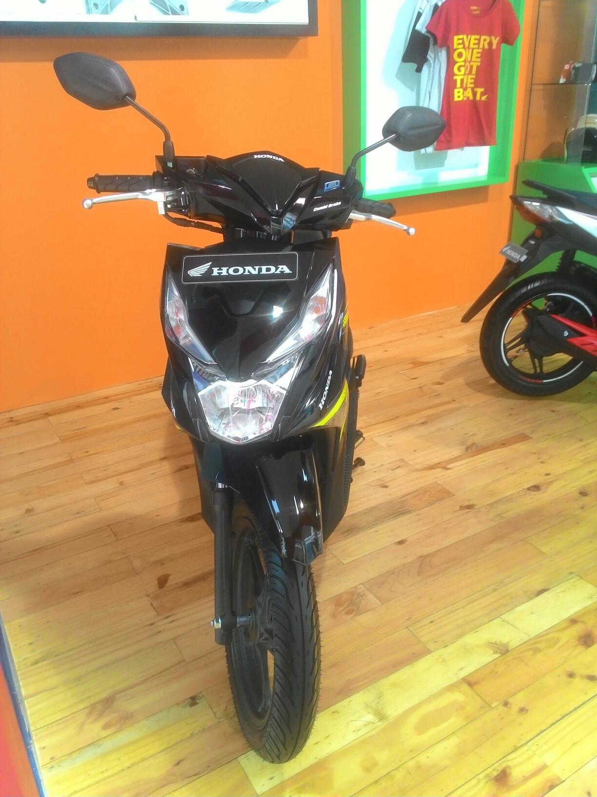 All New Honda BeAt Resmi Dirilis Simak Fitur Terbarunya